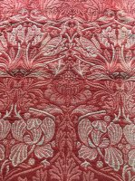 T49 WILLIAM MORRIS FABRIC