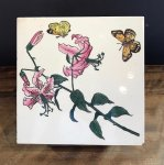 OI978 AESTHETIC MOVEMENT MINTON TILE