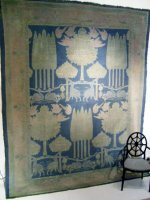 R20 ANTIQUE CARPET DESIGNED BY C.F.A. VOYSEY