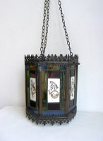 OI496 AESTHETIC MOVEMENT LANTERN