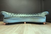 F711 LORIMER CURVED CHESTERFIELD