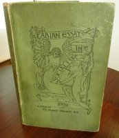 B39 Fabian Essays In Socialism 1889