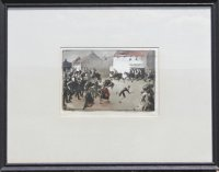 W777 GERALD SPENCER PRYSE LITHOGRAPHS