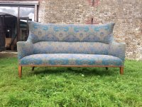 F837 ARTS & CRAFTS LIBERTY & CO SETTEE