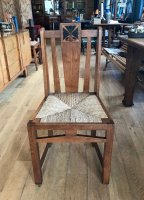 F1045 ARTS & CRAFTS CHAIR BY E G PUNNETT